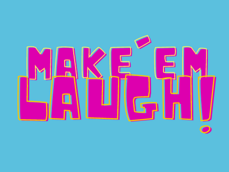 """Teen Studio Workshop: """"Make 'Em Laugh:"""" Fun with Physical Comedy!"""