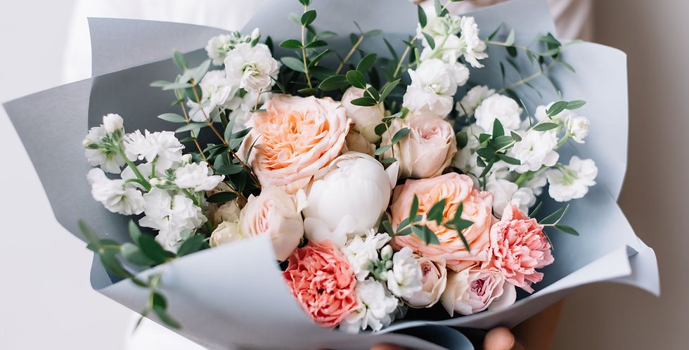 Bouquet Pureté