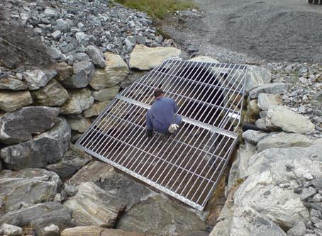 Rist for overvann