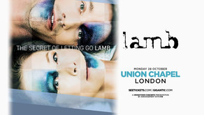 Autumn UK & Europe tour with Lamb