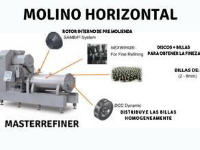 MOLINO DE BILLAS HORIZONTAL VS VERTICAL