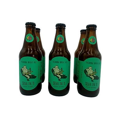 Yacuruna Wheat Ale: 6 pack