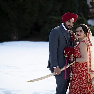 Satvir & Sandeep      Wedding