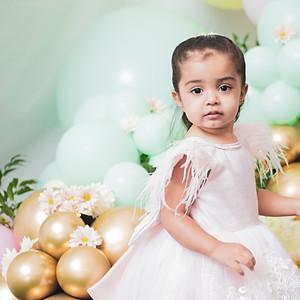 Amayra's 2nd Birthday