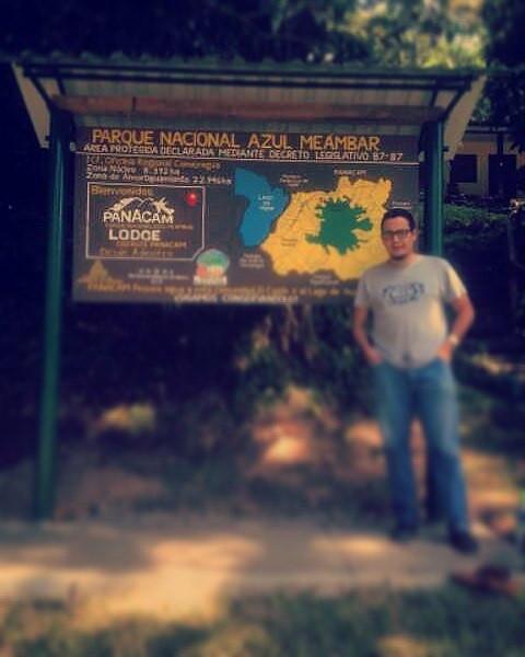 Panacam - Parque nacional cerro azul Meambar