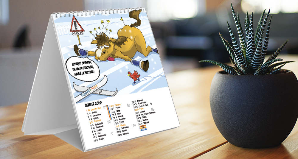Equestrassur calendrier