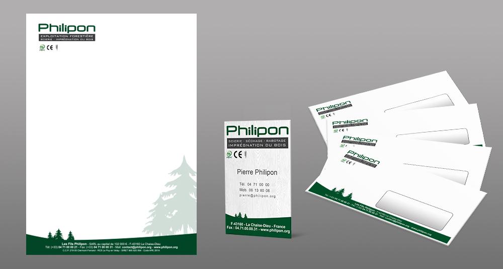 Scierie Philipon
