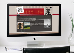 Site web Nicolas Dubost