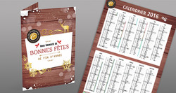 Calendrier Fromentier