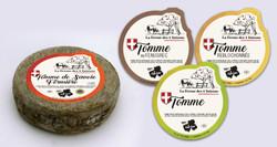 etiquette fromage