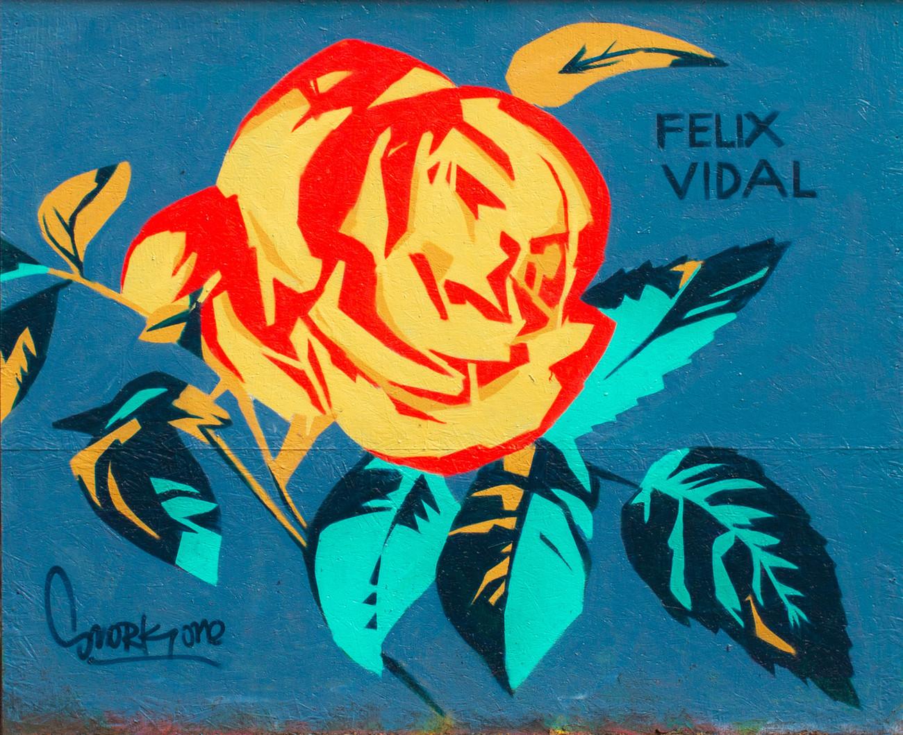 Flower for Felix