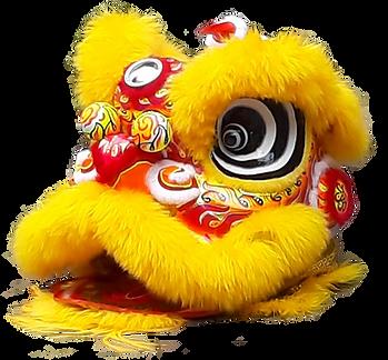 chinesischer Löwenkopf _ Susanne Strobl