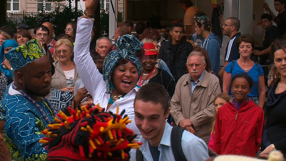 Brüssel Afrotanz