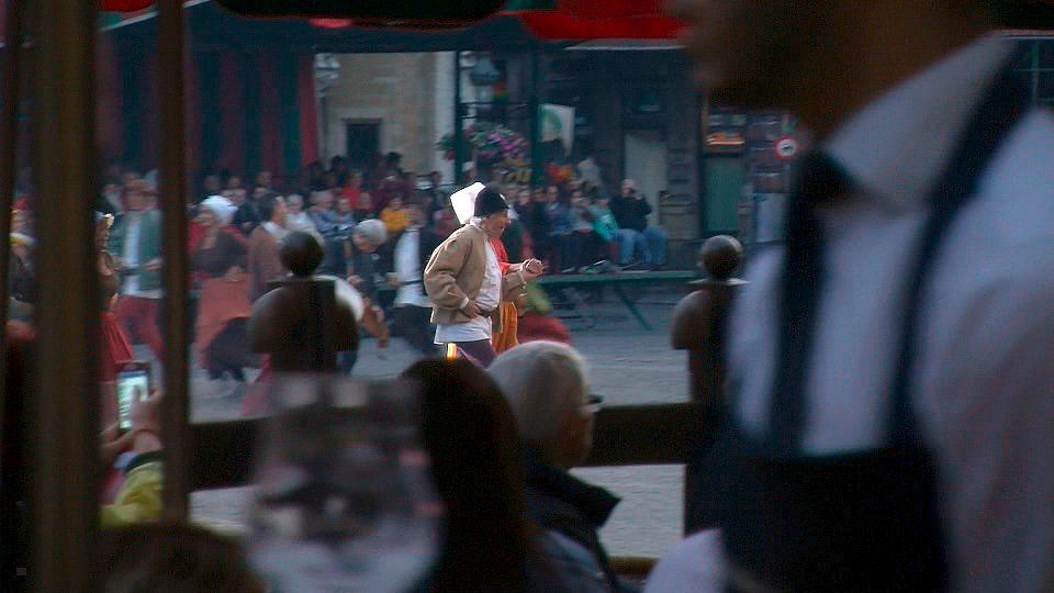 """""""BRÜSSEL –VOM TISCHTHEATER ZURWELTBÜHNE"""" – Konzept, Regie, Kamera, Schnitt, Produktion Susanne Strobl"""