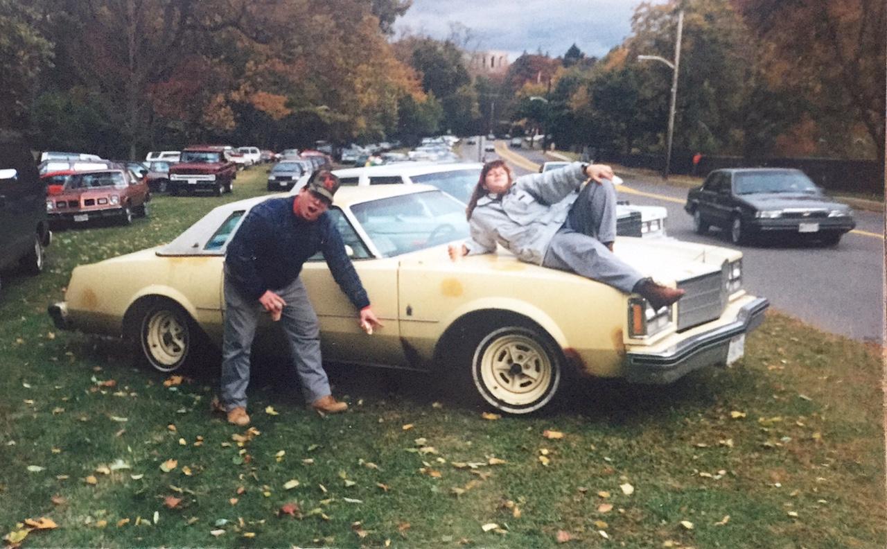 JimLiz dis Andys Car