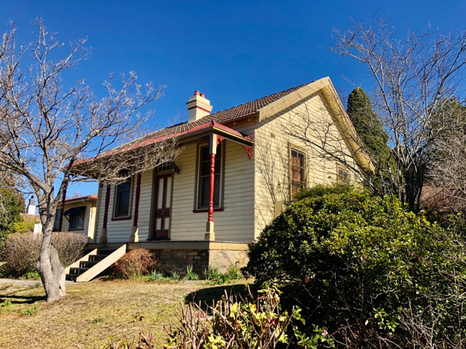 Blue Mountains Heritage consultant