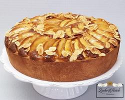 Apfel-Calvados Kuchen