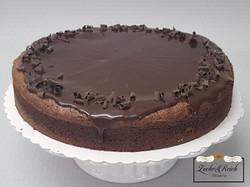 Brownie Tarte, glutenfrei