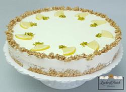Buttermilch-Holunderblüten Tarte, glutenfrei