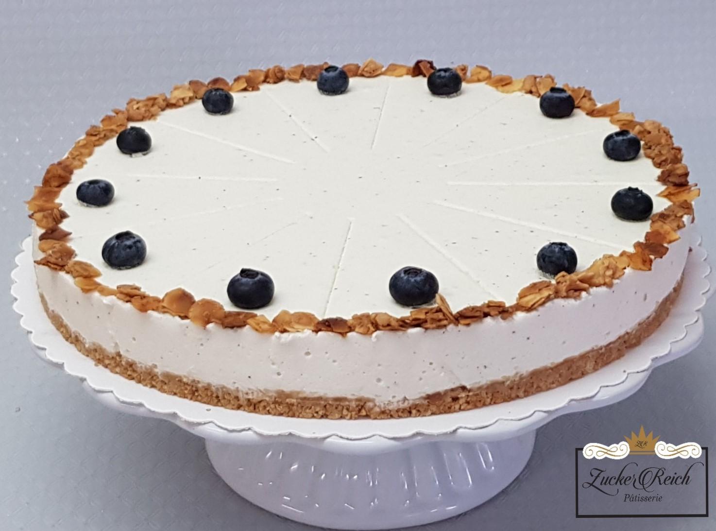 Joghurt-Krokant Tarte