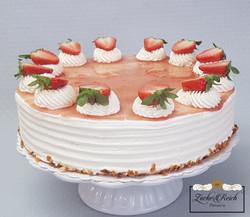 Erdbeer-Mascarpone Sahnetorte