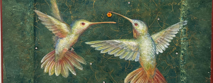 Dance of the Hummingbirds