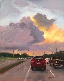 15 Morning Sunrise on Lake Worth Road 14