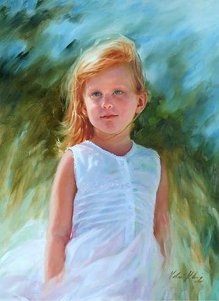 Molly, 24 x 18, Oil, by Chris Kling copy.jpg