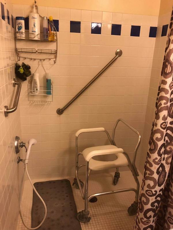Bathroom for Seniors