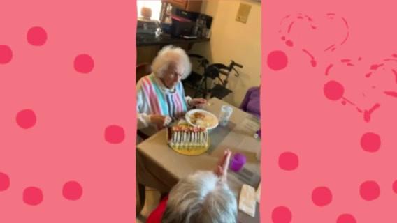 Happy Birthday Mrs Willa!!!