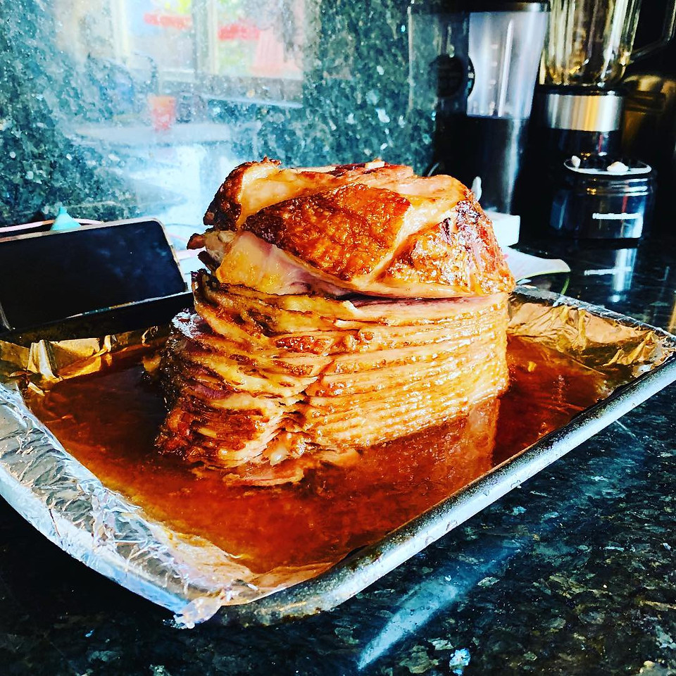 Baked Ham is one of our favorite