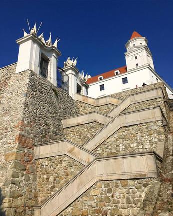 Bate-e-volta de Viena para Bratislava