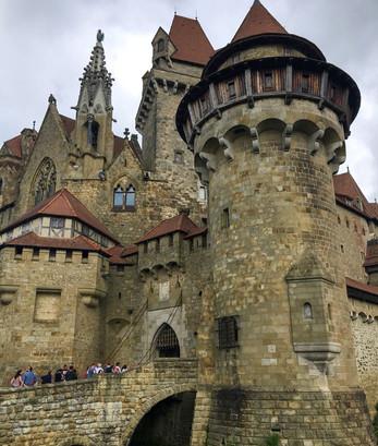 Os castelos na Áustria