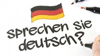 Visto de permanência x Teste de alemão