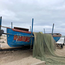 Black Sea Fishing Boat