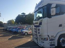 Ball Truckin supports Atherstone Motorshow