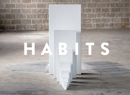 Habits - May 2020 Update