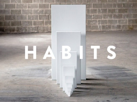 Habits - December Update and 2020 Conclusion
