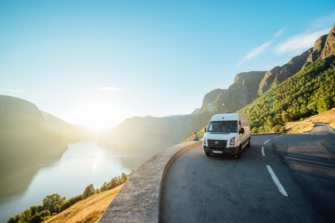 Biltur i Norge