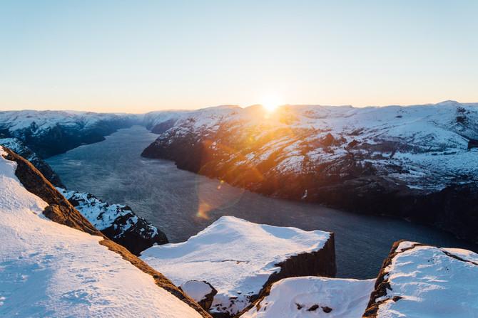 De 10 beste turene i Rogaland