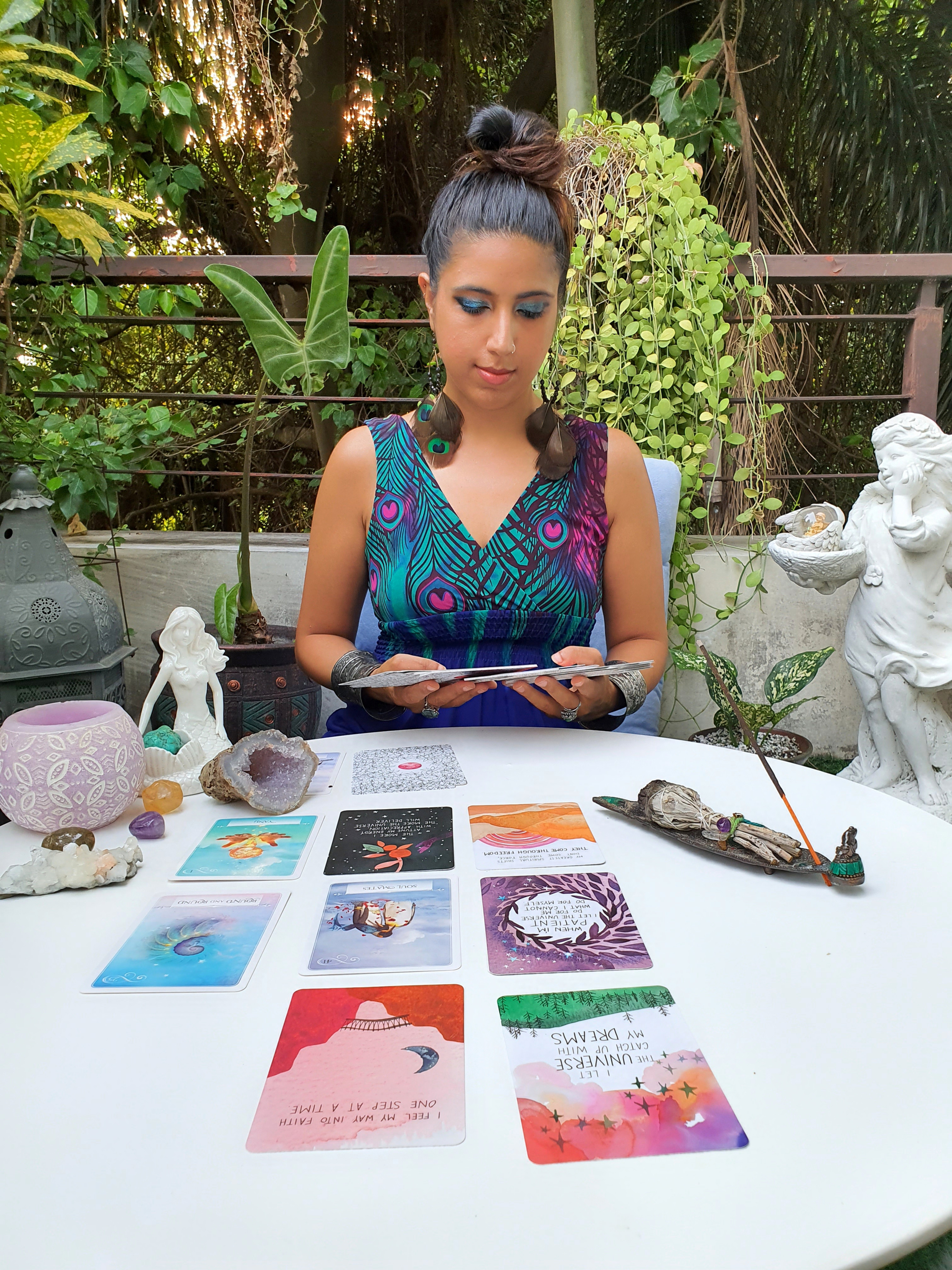 Intuitive Counseling(Tarot/Oracle)