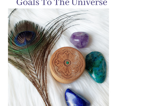 How To Surrender Your Goals To The Universe