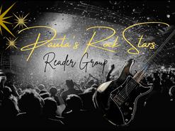 Facebook Reader Group (Paula's Rock Stars)
