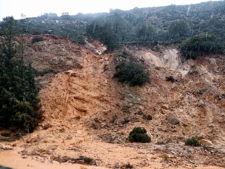 Κατολισθήσεις / Καθιζήσεις Οδηγίες - Καταστροφές