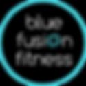 blue fusion fitness logo black circle_ed