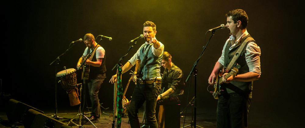 The Kilkennys on Tour