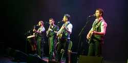 The Kilkennys on Stage in Holland