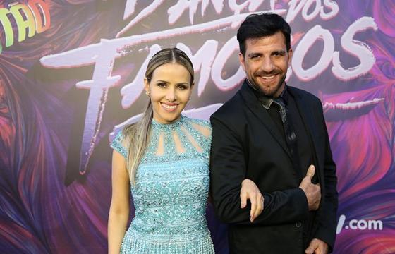 Leona Cavalli e André Uzeda