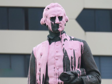 What to do about those 'pesky' statues