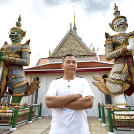 Ex-monk takes on Thai sex trafficking